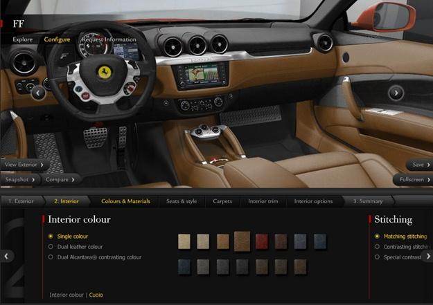 Personalizando o interior