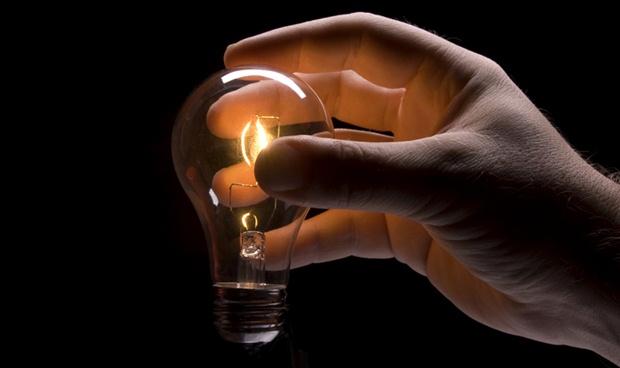LEDs foram acessos com o poder no nanogerador