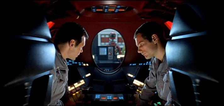 Cena do filme 2001 - Uma Odisseia no Espaço
