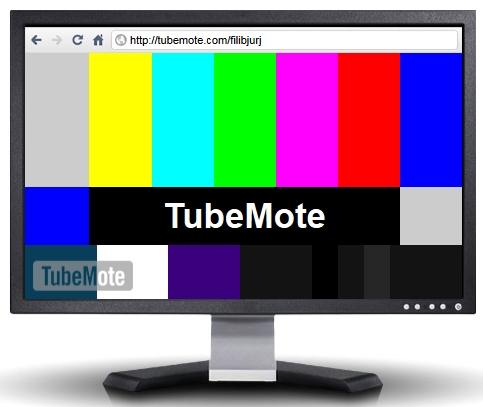 TubeMote transforma seu smartphone em um controle remoto