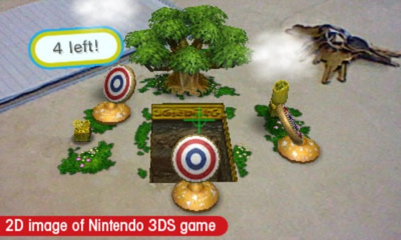 Imagem de game do 3DS