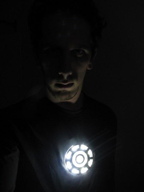 Reator com LED