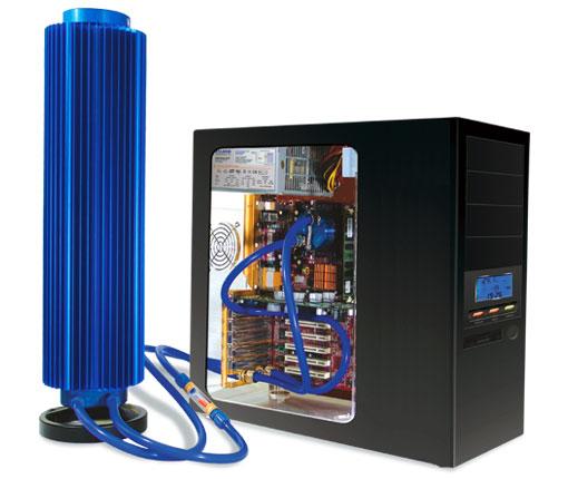 Kit de baixo desempenho para estabilização de temperatura