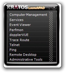 LaunchPAD - Imagem 1 do software