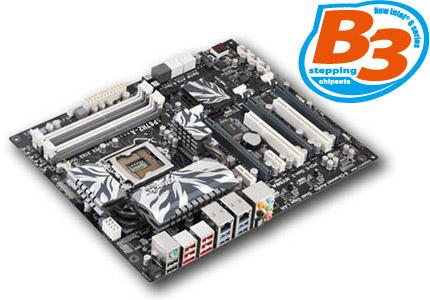 Placa-mãe para processadores Intel