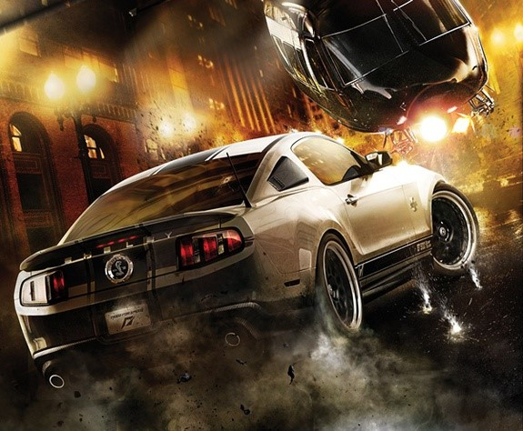 Need for Speed The Run.