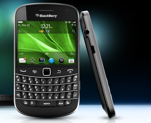 Novos Blackberry