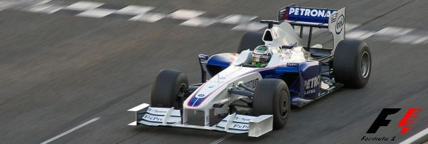Alta tecnologia nos carros da F1