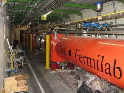 Túnel subterrâneo com mais de 100 metros de profundidade