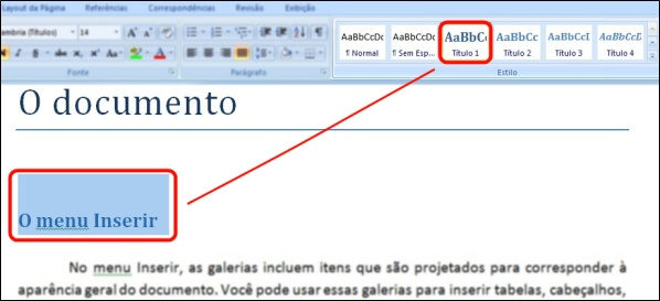 Documento - Word