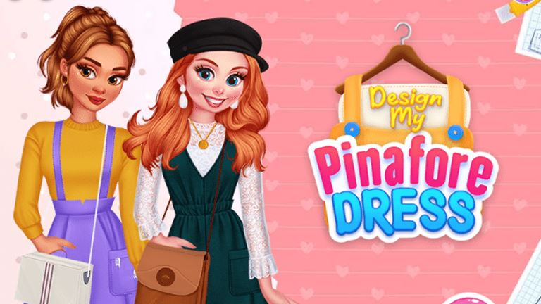 Imagem do jogo Design My Pinafore Dress