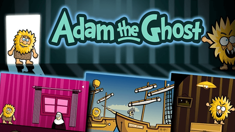 Imagem do jogo Adam and Eve: The Ghost