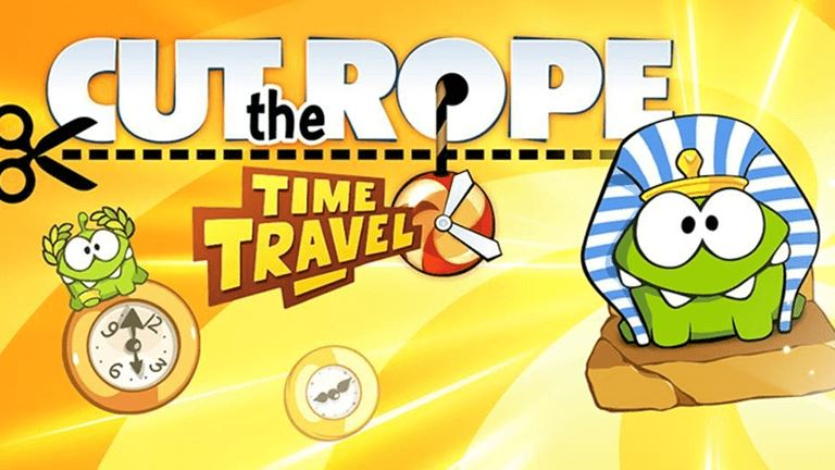 Imagem do jogo Cut the Rope: Time Travel