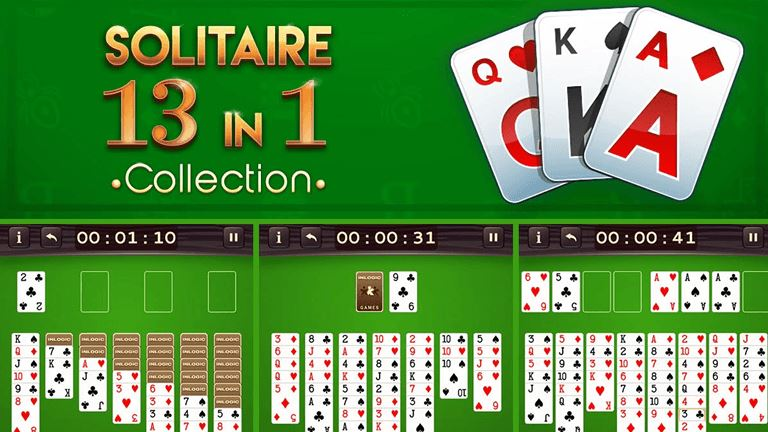 Imagem do jogo Solitaire 13in1 Collection