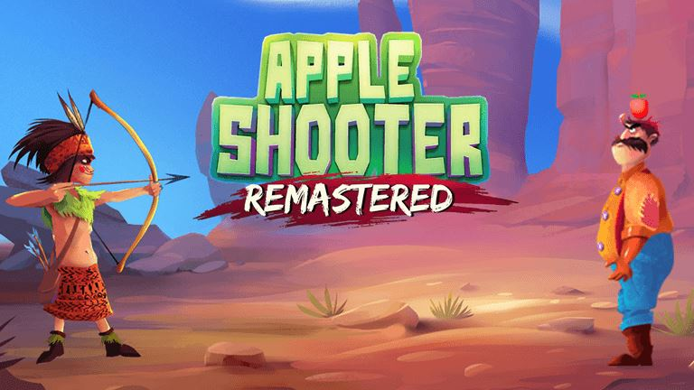 Imagem do jogo Apple Shooter: Remastered