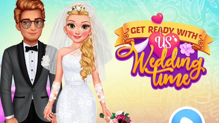 Imagem do jogo  Get Ready With Us Wedding Time