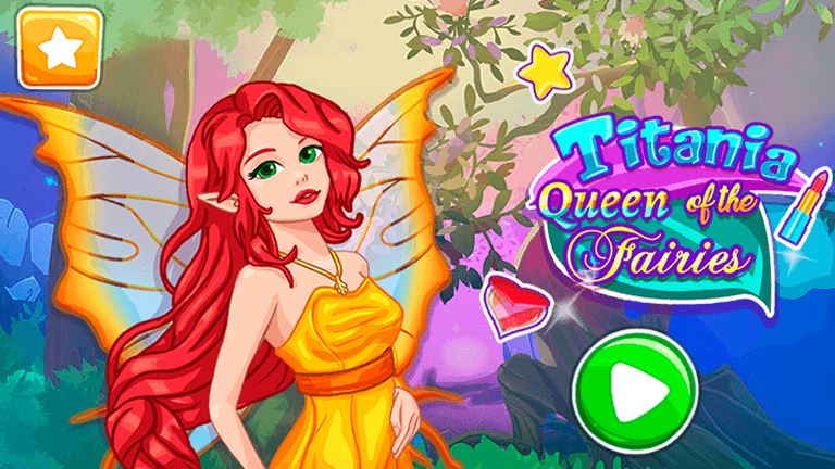 Imagem do jogo Titania: Queen Of The Fairies
