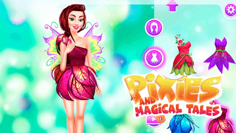 Imagem do jogo Pixies and Magical Tales