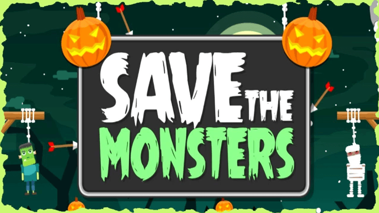 Imagem do jogo Save The Monsters