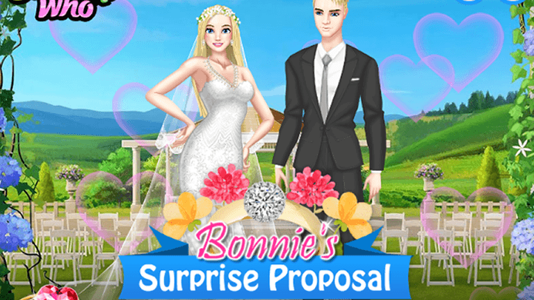 Imagem do jogo Bonnie's Surprise Proposal
