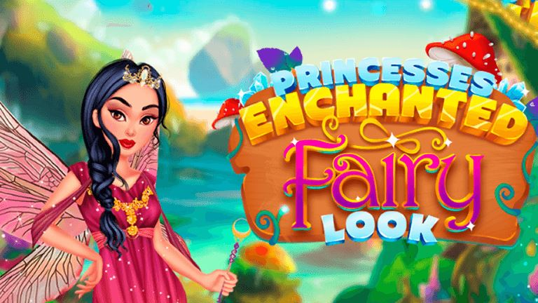 Imagem do jogo Princesses Enchanted Fairy Looks