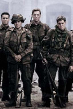 Band Of Brothers Minha Série