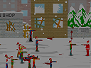 Christmas Zombie Defence