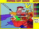 Future Boy Conan Online Coloring Game