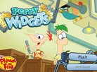 Phineas and Ferb: Perry Widgets