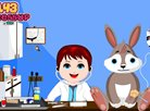 Cute Baby Pet Doctor