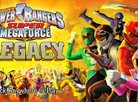Power Rangers: Super Megaforce Legacy