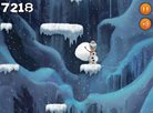 Frozen Olaf's Freeze Fall