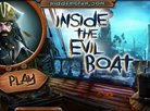 Inside The Evil Boat