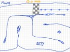 Pencil Racetrack