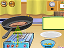 Cooking Show Cheese Burger