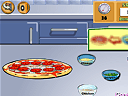 Cooking Show Pizza