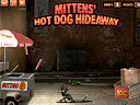 Mittens Hot Dog Hideaway