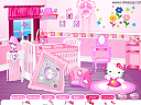 O Quarto da Hello Kitty