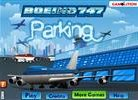 Boing 747 Parking