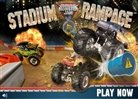 Hot Wheels - Monster Jam Stadium Rampage