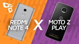 Xiaomi Redmi Note 4 vs. Moto Z Play - Comparativo - TecMundo