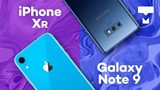Comparativo: iPhone Xr vs. Galaxy Note 9 - TecMundo