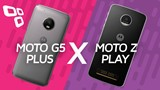 Comparativo: Moto G5 Plus vs. Moto Z Play - TecMundo