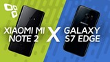 Xiaomi Mi Note 2 vs. Samsung Galaxy S7 Edge - Comparativo [TecMundo]