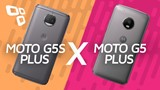 Moto G5S Plus vs. Moto G5 Plus - Comparativo - TecMundo