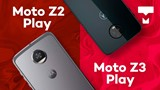 Moto Z2 Play vs. Moto Z3 Play - Comparativo - TecMundo