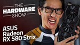Placa de vídeo ASUS Radeon RX 580 Strix [Review] The HardWare Show #01