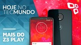 Híbrido da Apple ou iPhone mais barato, Moto Z3 Play e mais - Hoje no TecMundo