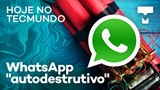 WhatsApp copia Telegram, Facebook bloqueia Pirate Bay – Hoje no TecMundo