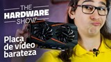 AMD Gigabyte Radeon RX 550 com overclocking  [Review] The Hardware Show #06